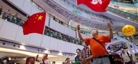 Un homme arrêté après avoir hué l'hymne chinois à Hong Kong
