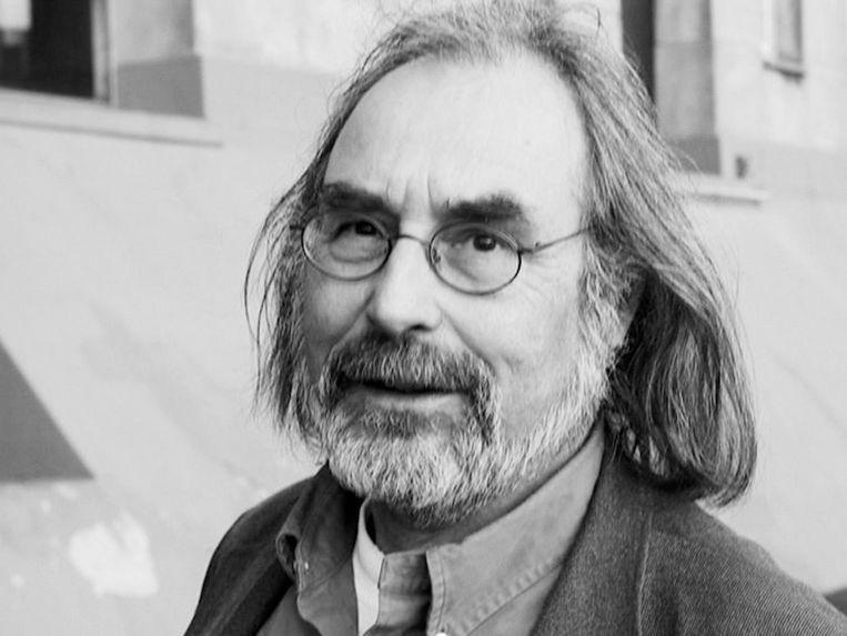 Ulli d'Oliveira, jurist en essayist, voormalig voorzitter van het Fonds voor de Letteren (1996-2003) Beeld Judith Pfaeltzer