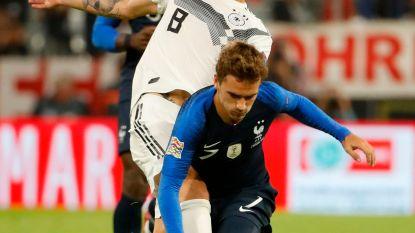 Derde doelman redt wereldkampioen