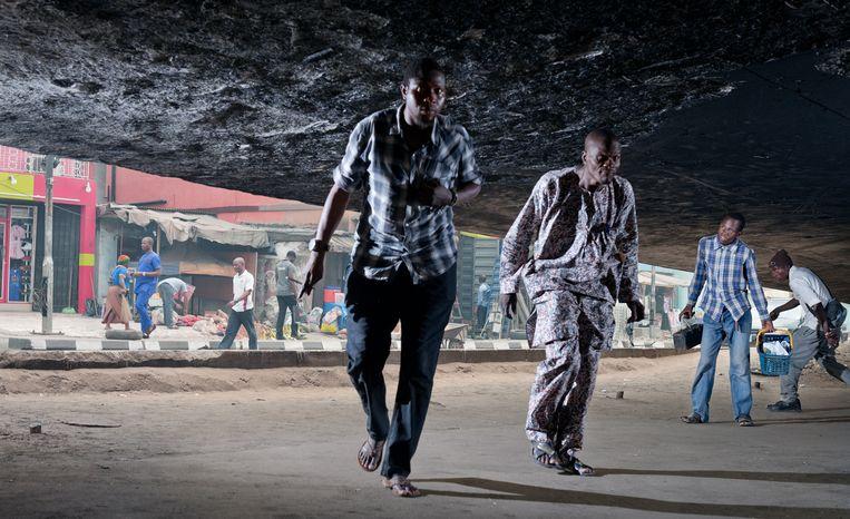 Lagos Beeld Bas Losekoot