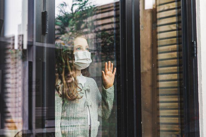 'Wat voor symptomen brengt het virus deze kinderen?'