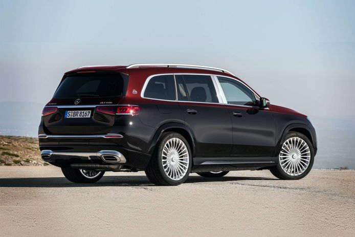 Maybach GLS
