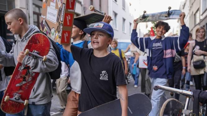 """Skateverbod op Scheldekaaien door gemeenteraad bevestigd: """"Waarom kon men geen twee jaar meer wachten?"""""""