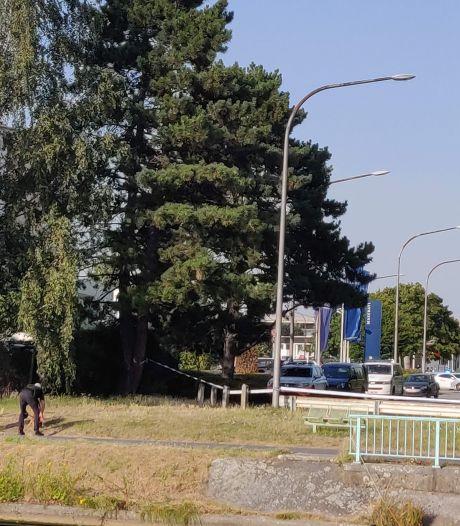 """Tot negen jaar cel voor schietpartij dichtbij Stropkaai: """"Op klaarlichte dag schieten op een plaats waar veel kinderen komen, dit had slechter kunnen aflopen"""""""