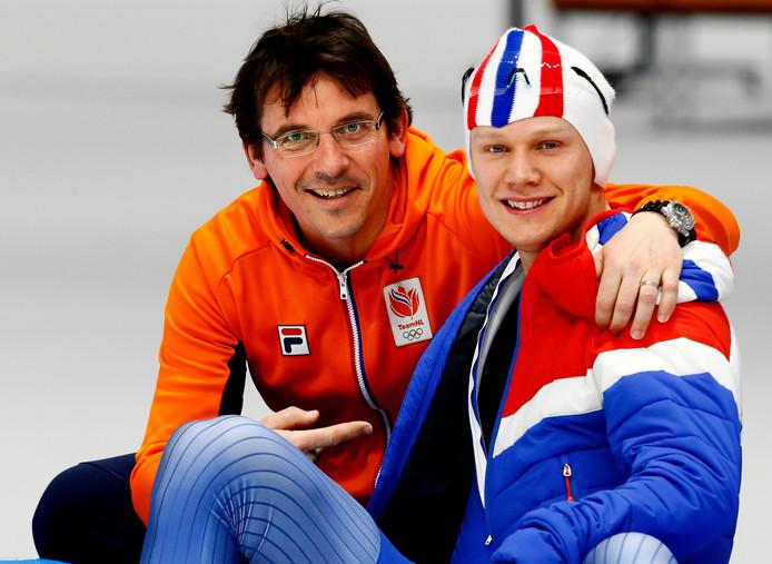 Nico Hofman met Havard Lorentzen.