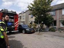 Zolderbrand in Boxmeer door kortsluiting