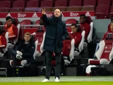 Ten Hag baalt van slordig Ajax: 'Onnodige energieverspilling, dit mag écht niet op ons niveau'