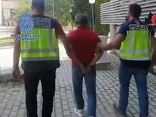 L'un des fugitifs les plus recherchés d'Italie arrêté en pleine rue à Madrid