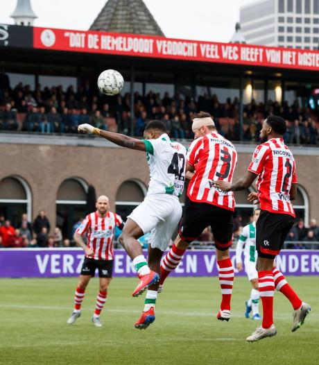 Samenvatting   Sparta - FC Groningen