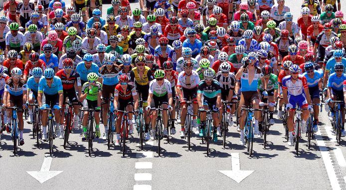La Vuelta in 2018. Hordes topwielrenners racen straks door de regio.