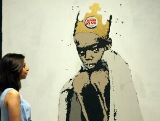 """""""Banksy ontmaskerd door speciale opsporingstechniek"""""""