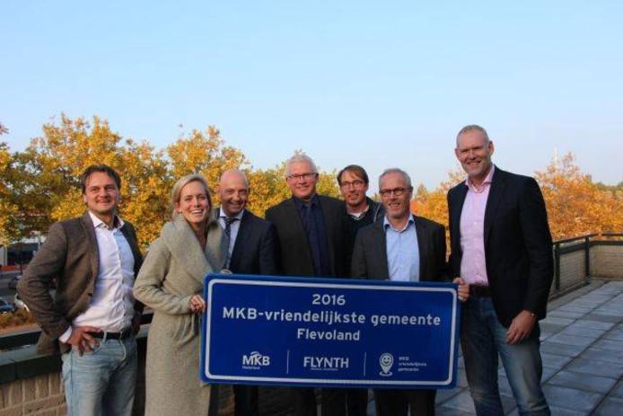Noordoostpolder, de meest mkb-vriendelijke gemeente van Flevoland.