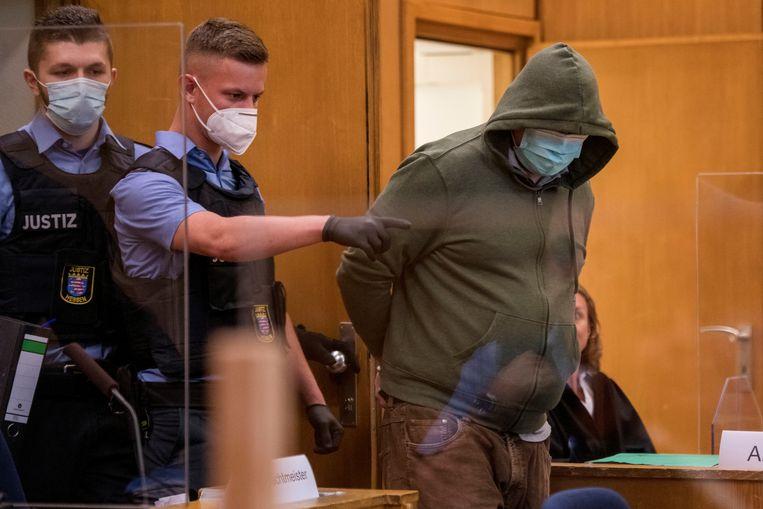 Markus H., wordt ervan verdacht Stephan Ernst te hebben geholpen.  Beeld REUTERS