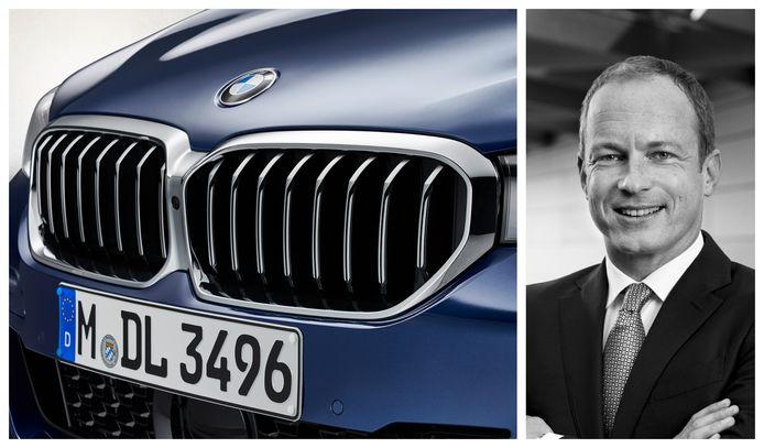 Dr. Peter Henrich, Senior Vice President Product Management bij BMW