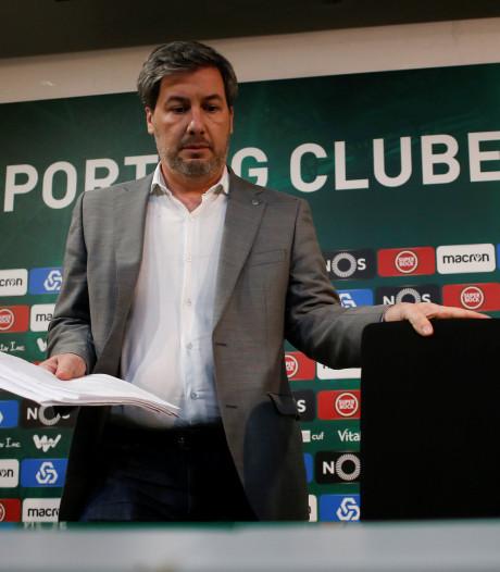 'Voorzitter Sporting achter aanval op spelers'