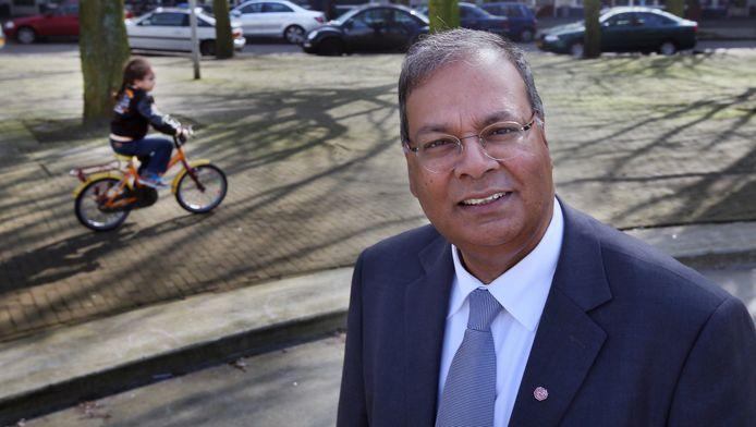 PvdA-wethouder Rabin Baldewsingh.