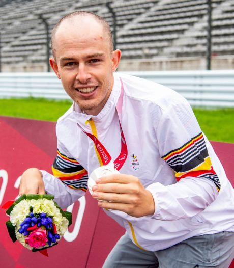Tim Celen décroche une deuxième médaille lors de la course en ligne, 13e médaille pour la Belgique