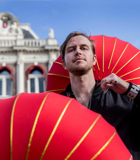Tommy Hendriks uit Eindhoven laat 'tof' China dansen op technomuziek