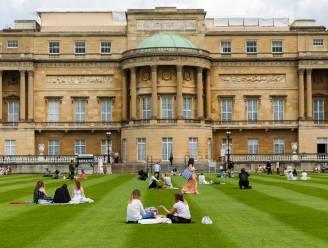 Vanaf vandaag kan je picknicken in de tuinen van Buckingham Palace en dat is een primeur