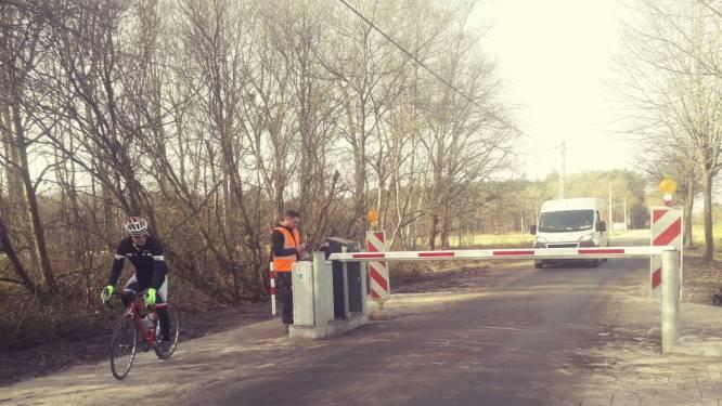 Slagboom tussen Vorselaar en Pulderbos sinds zaterdag definitief dicht