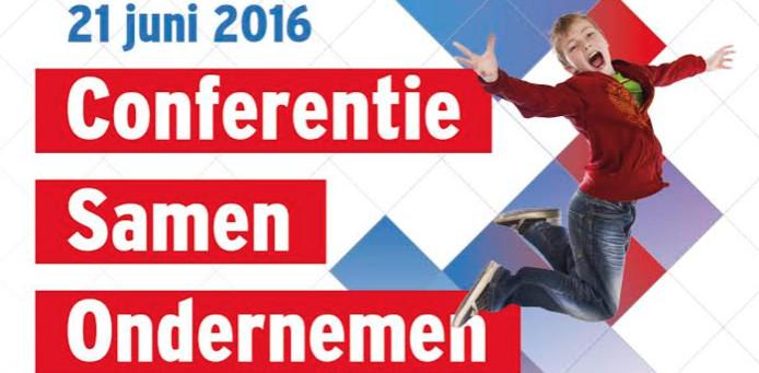 Conferentie Samen Ondernemen in Schijndel