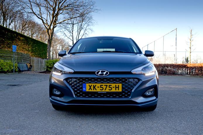 De i20 is een complete auto voor een scherpe prijs. Maar de concurrentie is groot.
