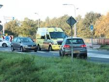 Meisje gewond na ongeluk op rotonde in Oldenzaal