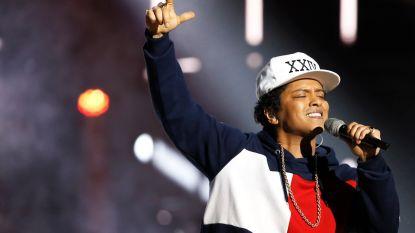 De lijst wordt nog langer, ook Bruno Mars en Kesha treden op bij de Grammy's