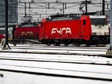 La SNCB avait débloqué 1,8 million d'euros pour les Fyra