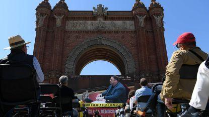 Proces tegen Catalaanse separatisten afgelopen: ten vroegste eind juli verdict
