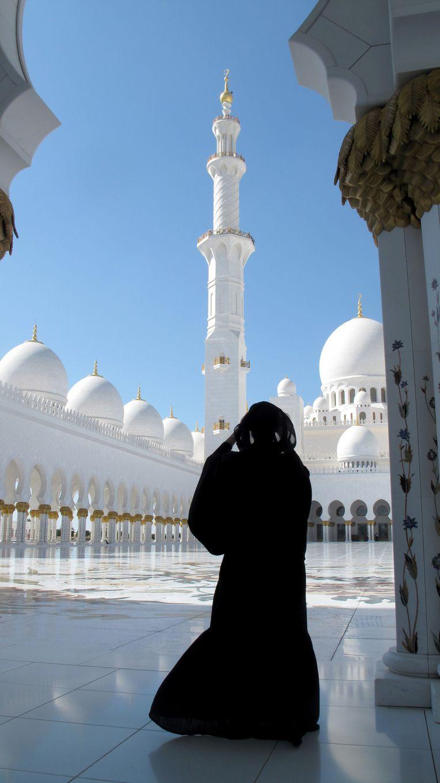 Sjeik Zayed Moskee, Abu Dhabi. Beeld Iñaki Oñorbe Genovesi