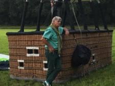 Onderweg naar begraafplaats van vrouw gaat Tilburger (77) onderuit: 'Ik lag te daar te bloeden als een varken'