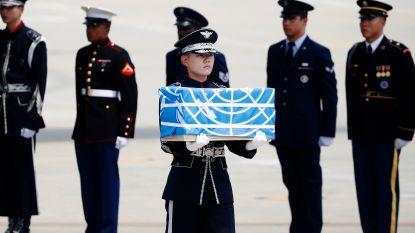 VS stellen voor het eerst identiteit vast van gesneuvelde militairen tijdens Koreaanse oorlog