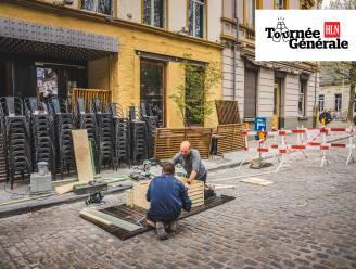 """Gent klaar voor 'hervatting van het leven': """"Geniet, maar doe dat met respect"""""""