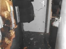 Enorme ravage door vuurwerkbom in Delft