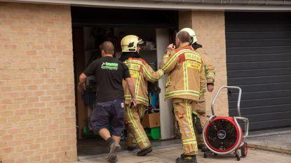Brand aan waterpomp veroorzaakt rookschade in woning