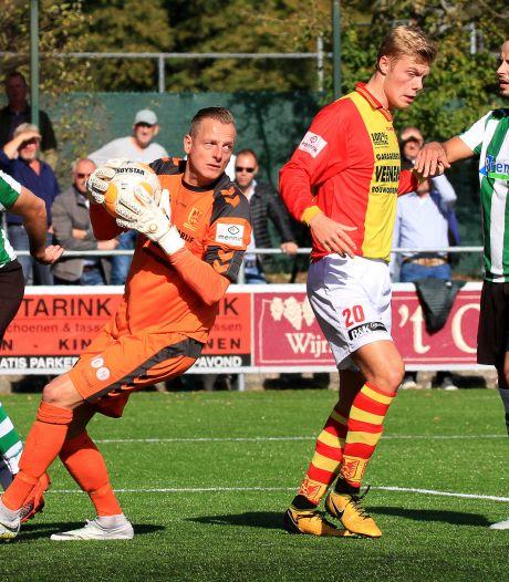 Keeper Patrick Jansen en middenvelder Jesse Hartgers keren terug bij AGOVV