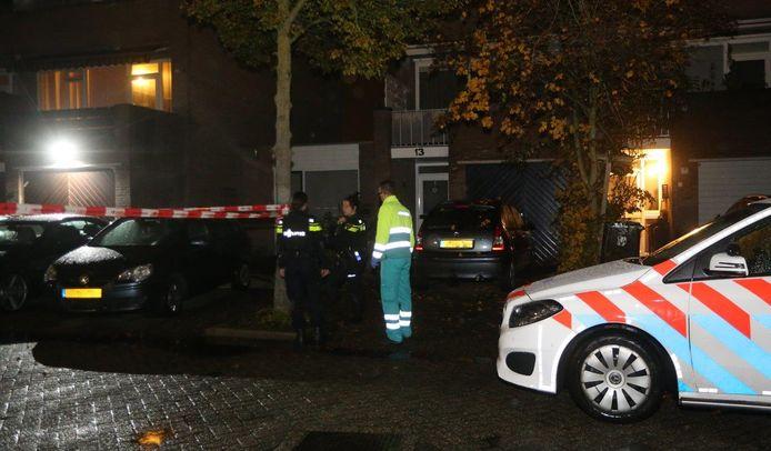 Schietincident in Den Bosch.