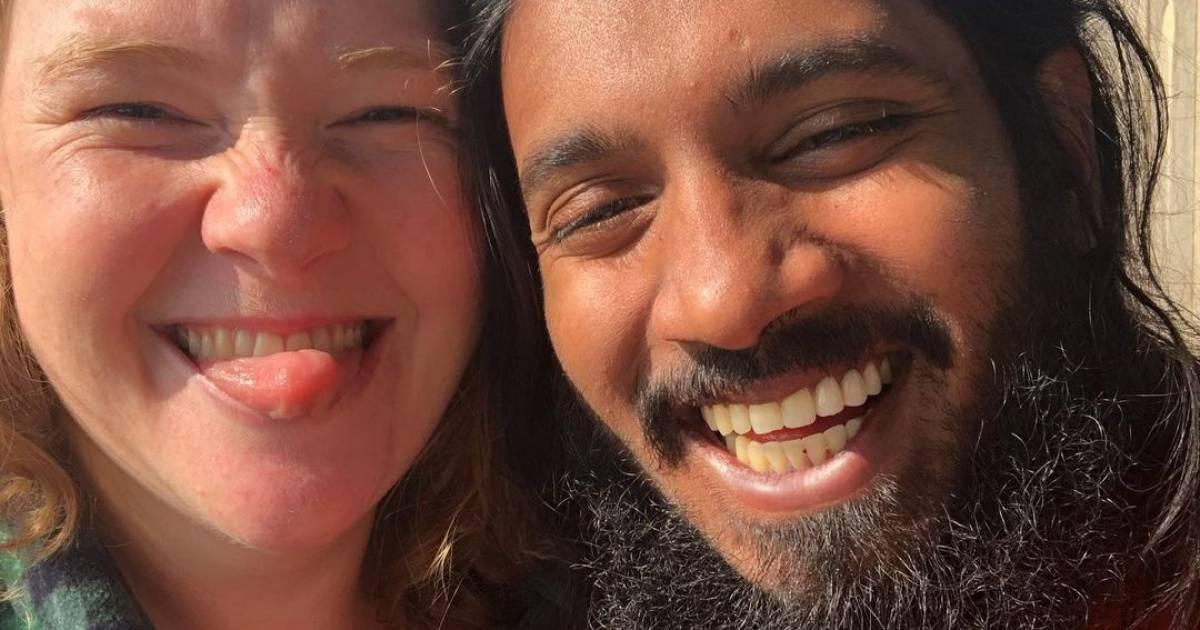 Joke Emmers straalt naast nieuwe vriend Visjal: Ik was