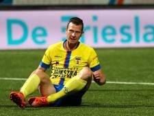 Duel SC Cambuur met Jong FC Utrecht op de tocht: 'We hebben nog maar 15 man'