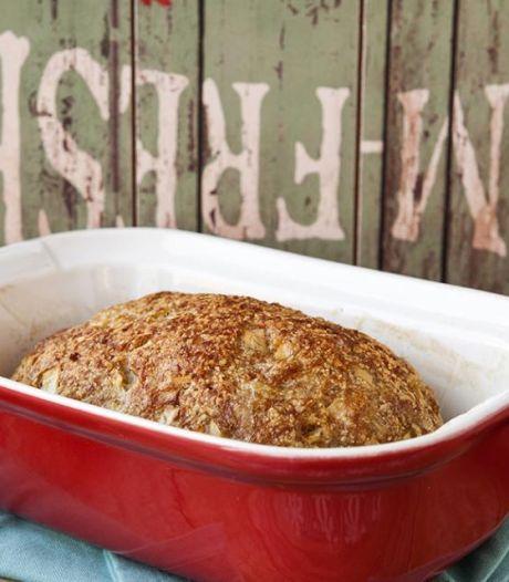 Bak een gehaktbrood