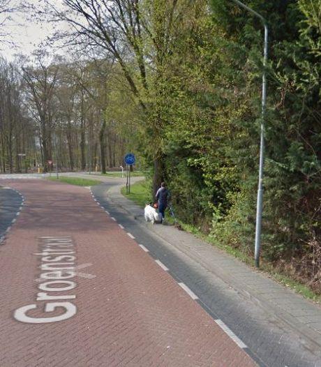 Smal trottoir ergernis voor Beekse voetgangers