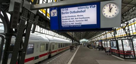 Trein Amsterdam-Berlijn blijft via Hengelo rijden