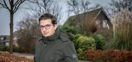 UT-student Niels heeft longkanker: Als eerste Nederlander krijgt hij wit lintje voor het delen van zijn persoonlijke verhaal