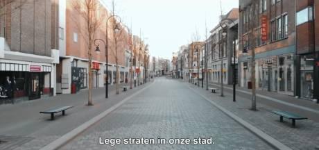 Paul maakt indrukwekkende video van Dordrecht in coronatijden: 'Dordt wil.. Maar Dordt kan niet'