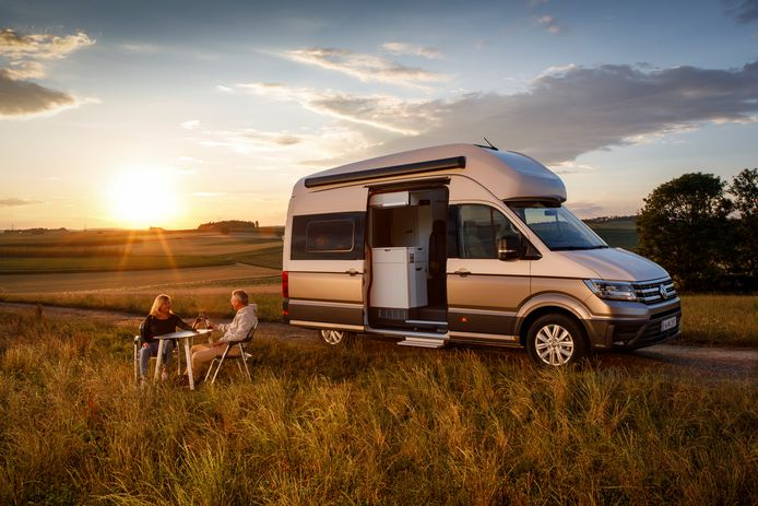 De absolute bestseller bij Volkswagen is de California, gebaseerd op de Transporter.