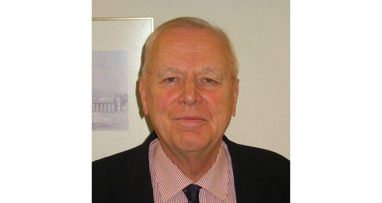 Govaert Kok werd in 1989 president van het gerechtshof in Den Bosch. Later vervulde hij dezelfde functie bij het Haagse Hof. Beeld Privé-archief