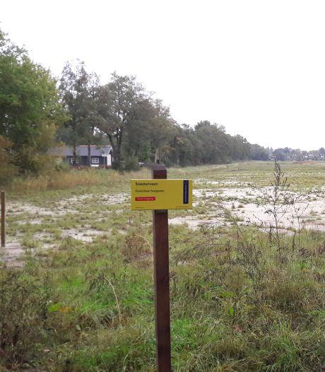 De geschiedenis van dit stukje grond in Soest gaat honderden, zo niet duizenden jaren terug