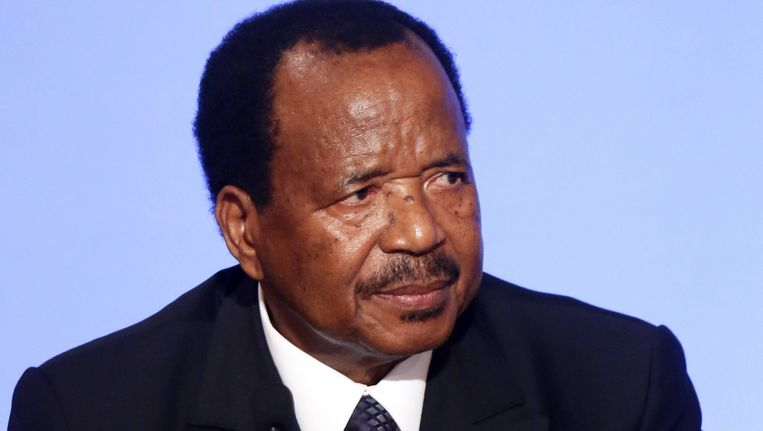 Paul Biya Beeld PHOTO_NEWS