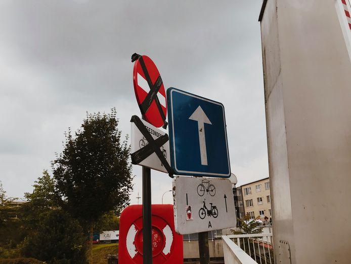 Onder meer de Pierre Corneliskaai wordt een eenrichtingsstraat.
